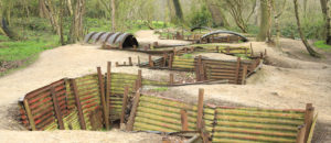 First World War Battle Fields